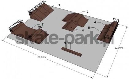 Przykładowy skatepark 420111