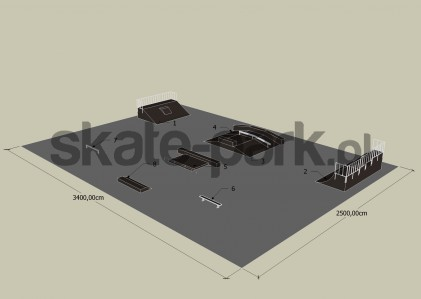 Przykładowy skatepark 440709