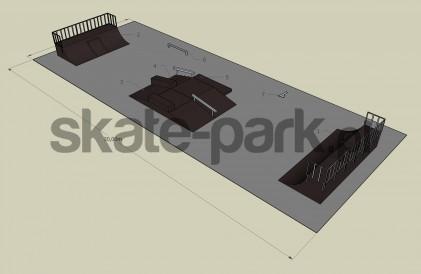Przykładowy skatepark 541009
