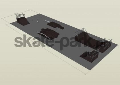 Przykładowy skatepark 551009