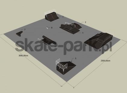 Przykładowy skatepark 580709