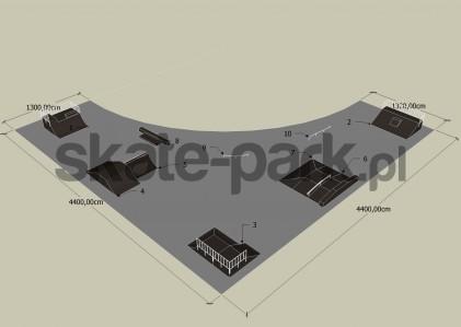 Przykładowy skatepark 610709