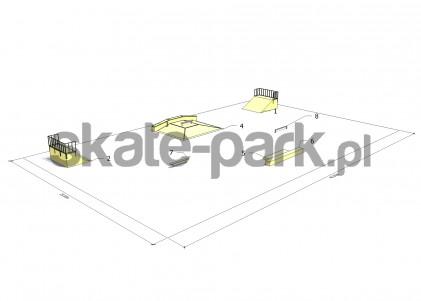 Przykładowy skatepark 620709