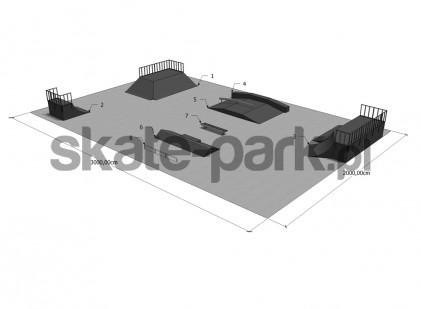 Przykładowy skatepark 671009