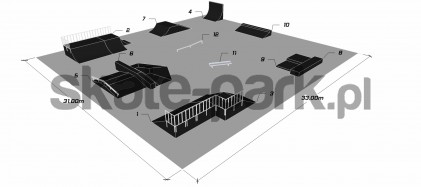 Przykładowy skatepark 690511