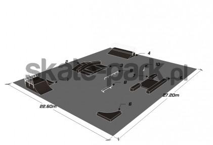 Przykładowy skatepark 730310