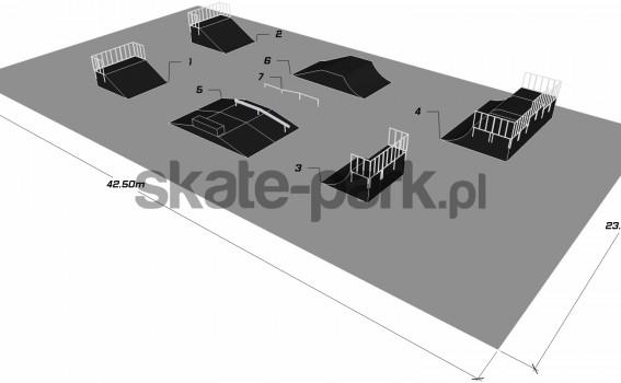 Przykładowy skatepark 790611