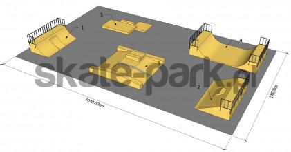 Przykładowy skatepark 950209