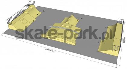 Przykładowy skatepark 970309