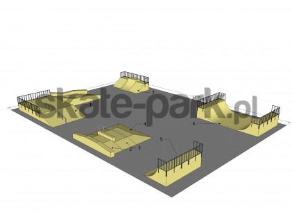 Przykładowy skatepark 980509