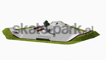 Skatepark betonowy 07082020
