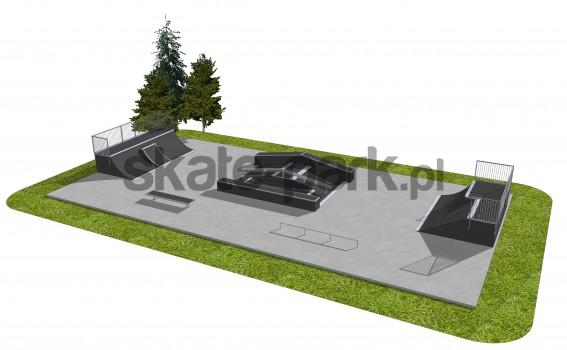 Skatepark modułowy OF1908052A1