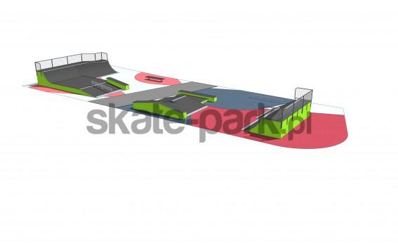 Skatepark modułowy OF2007013A1