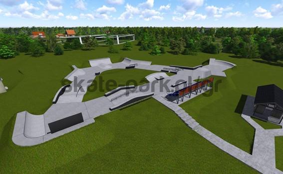Concrete skatepark 091515