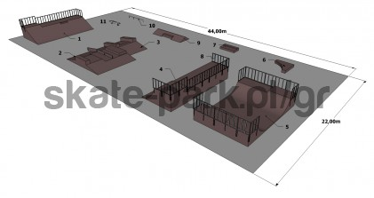Sample skatepark 101210