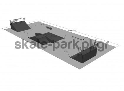 Sample skatepark 220109