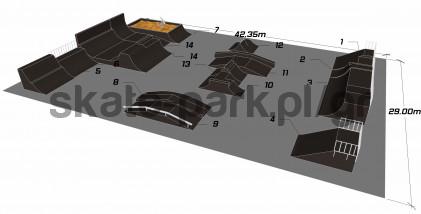 Sample skatepark 301010
