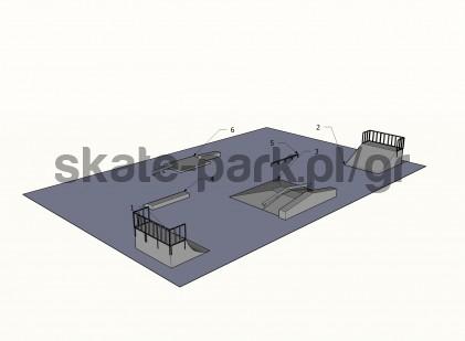 Sample skatepark 400309