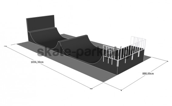 Sample skatepark 410310
