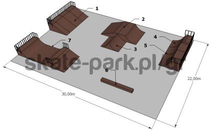 Sample skatepark 420111