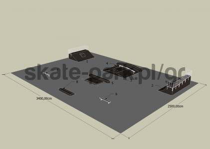 Sample skatepark 440709