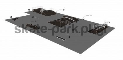 Sample skatepark 680310