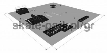 Sample skatepark 680511