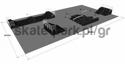 Sample skatepark 740611