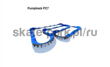модульный памп-трек PC7