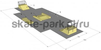 Sample skatepark 010409