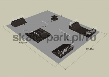 Sample skatepark 011010