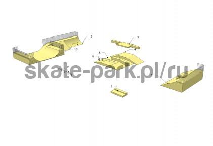 Sample skatepark 050609
