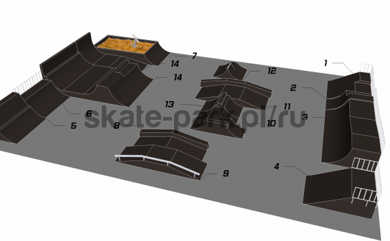 Sample skatepark 150111