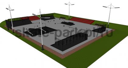 Sample skatepark 170711