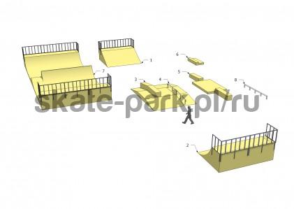 Sample skatepark 180309