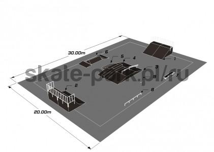Sample skatepark 210310
