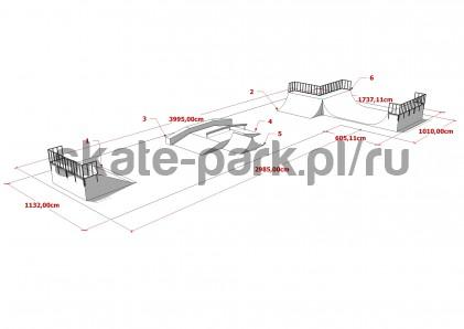 Sample skatepark 230109