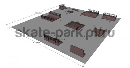 Sample skatepark 231110
