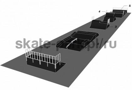 Sample skatepark 300311