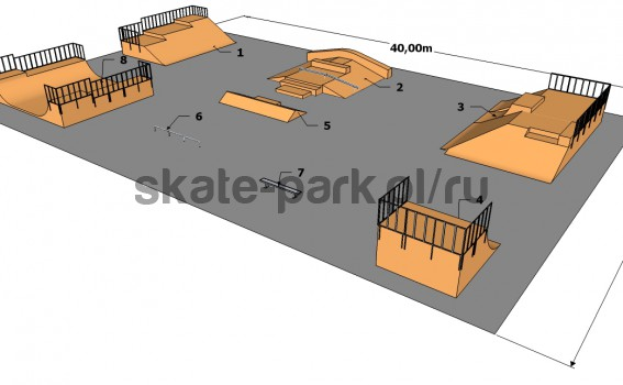 Sample skatepark 301210