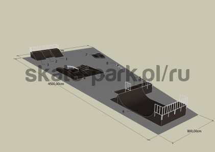 Sample skatepark 310709