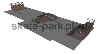 Sample skatepark 320910