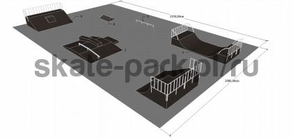 Sample skatepark 470710