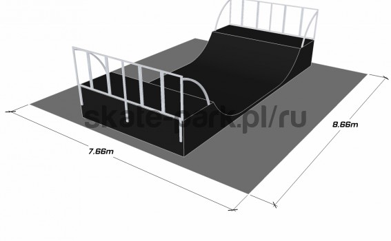 Sample skatepark 500311