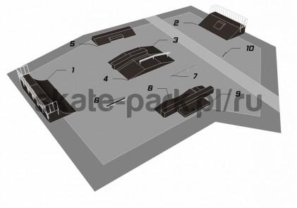 Sample skatepark 550410