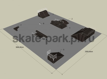 Sample skatepark 580709