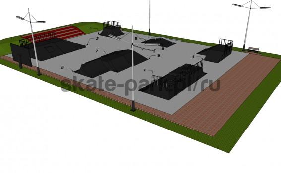 Sample skatepark 860611