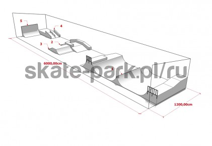 Sample skatepark 930209
