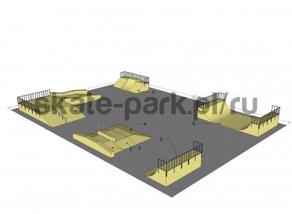 Sample skatepark 980509