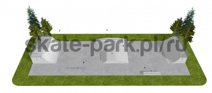 Skatepark betonowy OF2006031A2